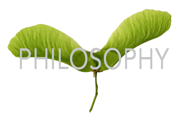 About Green Propeller - Philosophy